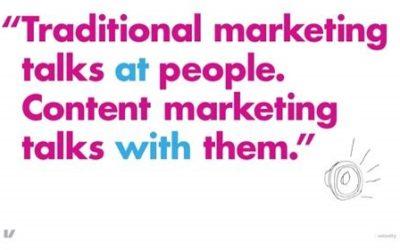Comunicare on line – 3 top brand da cui imparare a fare content marketing